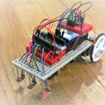 ArduinoでSTEM教育 実践編:ライントレースカー