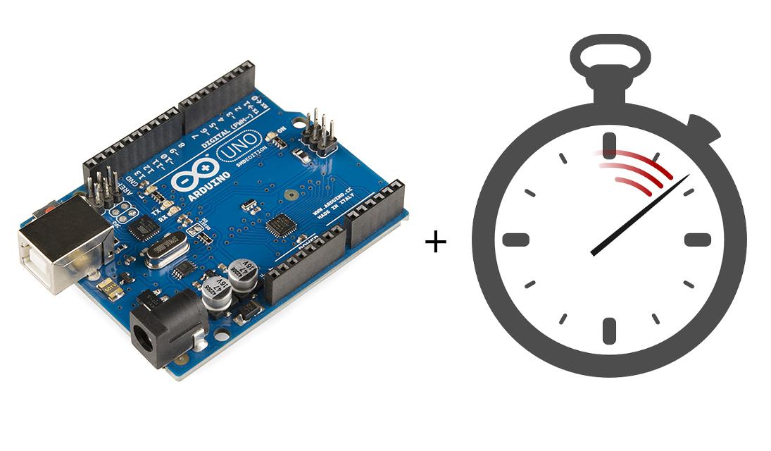 ArduinoでSTEM教育 応用編:割り込みタイマーで時間を計測する