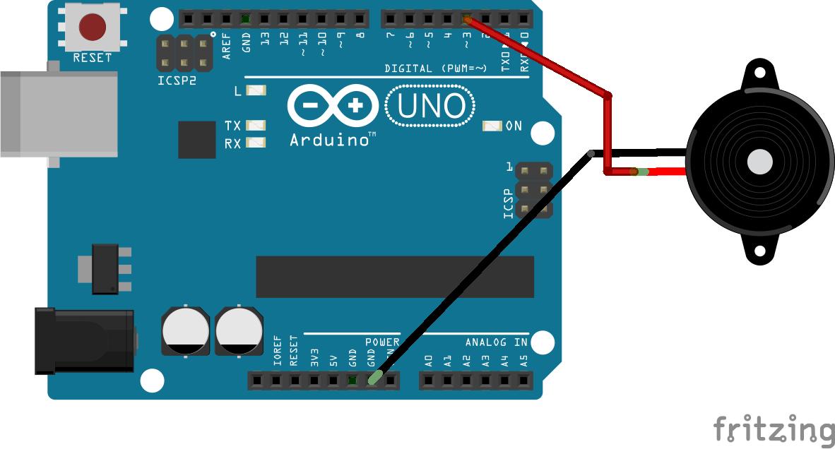 ArduinoでSTEM教育 応用編:WAV音源をデータ変換して圧電スピーカから出力する
