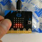 micro:bitでSTEM教育:温度センサーを使ってみよう