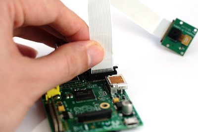 Raspberry Pi はじめてのラズパイカメラ