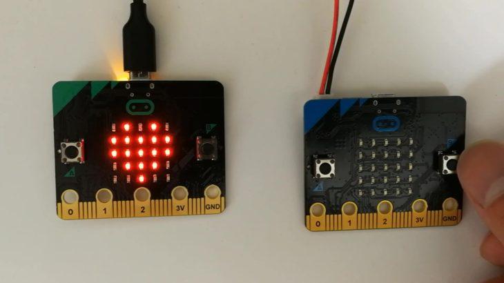 micro:bitでSTEM教育:無線通信機能を使ってみよう
