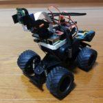 Raspberry Pi はじめてのドンキーカーをおもちゃのラジコンで作る